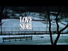 Movie typography from 'Love Story' directed by Arthur Hiller, starring Ali MacGraw, Ryan O'Neal, Ray Milland, Tommy Lee Jones Ali Macgraw, Film Love Story, Great Love Stories, Love Movie, Great Films, Good Movies, Ryan O'neal, Tommy Lee Jones, Music Writing