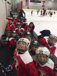 Red Team checks in from the end of camp scrimmage!  Blackhawks Hockey, Chicago Blackhawks, Youth Hockey, Red Team, Hockey Players, Twitter, Life
