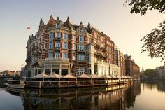 De L'Europe Amsterdam - Hotels.com - Hotel rooms with reviews. Discounts and Deals on 85,000 hotels worldwide