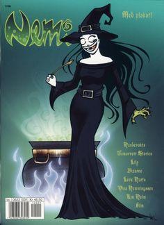 Nemi comic book nr 89