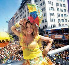 ACONTECE: Elba Ramalho será homenageada pela escola de samba...