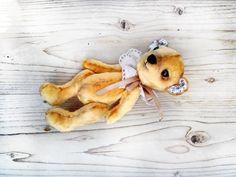 Plüschtier Plüsch handgemachte Kunst Künstler von SweetDreamToys