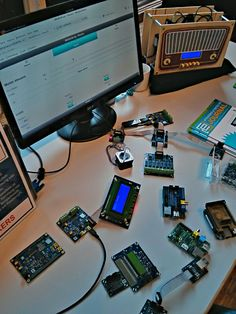 HVAC and facility management by Arduino