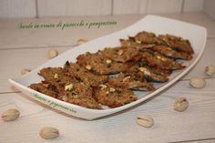 Sarde in Crosta di Pistacchi e Pangrattato - Menta e Peperoncino