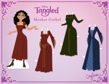 Disney Tangled Free Printables, Downloads and Activities | SKGaleana