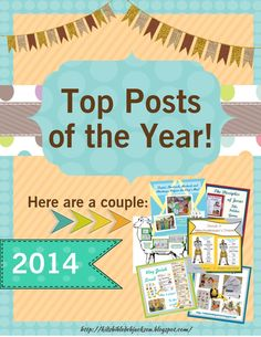 Bible Fun For Kids: The Top 14 Posts in 2014