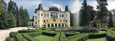 Castle Betliar, Slovakia Palaces, Pavilion, Castles, Terrace, Villa, Art Deco, Exterior, Mansions, House Styles