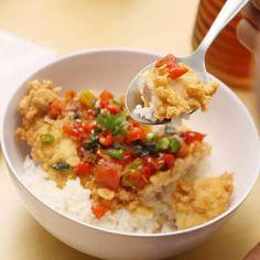 rice bowl menu - Penelusuran Google Rice Bowls, Fried Rice, Fries, Menu, Women's Fashion, Ethnic Recipes, Google, Food, Menu Board Design