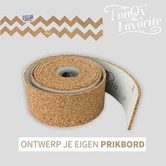 Gek op DIY-projecten? Dan is deze THABTO Kurk Tape echt wat voor jou! #prikbord #fonQyfavorite