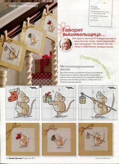 (1) Gallery.ru / Foto # 67 – Ricamare il nuovo anno! – Secunda | REPINNED