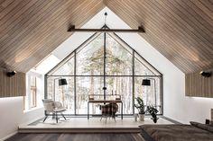 Landform House  / A61architects + YYdesign, © Ilya Kruchinin