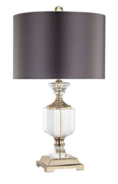 Highclere 24'' H Table Lamp