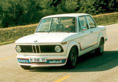 BMW 2002 Turbo 1973.