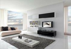 Minimalism Wohnzimmer Deko Ideen