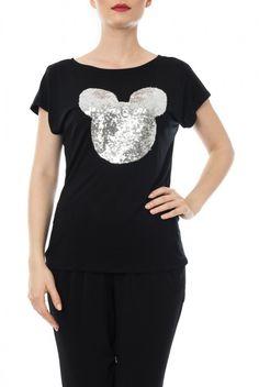 Tricouri - Dona Kyros V Neck, T Shirt, Tops, Women, Fashion, Supreme T Shirt, Moda, Tee, Women's