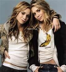 Olsen Twins love the hair color