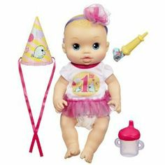 Pick A Baby Alive Doll