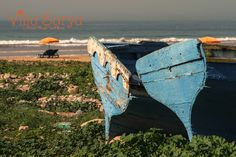 The name Paradise Plage has to come from somewhere :-) Villa Surya Yoga holidays in morocco