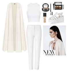 """New Modern"" by luckyauliya ❤ liked on Polyvore featuring La Mania, Topshop, ESCADA, Glamorous, LORAC, MAC Cosmetics, Christian Dior, NARS Cosmetics and modern"