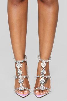 e6f40d901f Bata Women's Festive Collection - Silver Sandals | Totes me | Silver ...