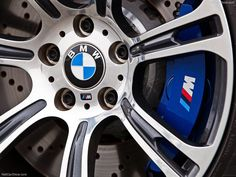 BMW M6 Coupe US-Version - Wheels / Rims, 2013
