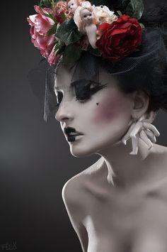 Photographer: Stanislav Istratov  Model: Elena Morozova  MUA & Hair Style: Natali Voys  Retouch: Big Bad Red