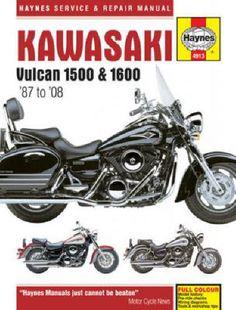15 best bike parts images on pinterest bike parts biking and 1987 2008 kawasaki vulcan vn 1500 1600 haynes manual fandeluxe Choice Image
