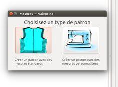 Crafty Bitches - Blog DIY, Couture, Déco, Vintage. Tuto couture, Do it yourself, décoration, rétro.: Tutoriel : Comment créer un patron avec Valentina, logiciel de patronage open-source - Part 1