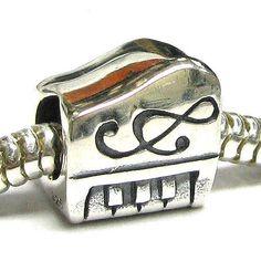 Sterling silver Piano Keyboard Musical Instrument w/ Music Note Treble Clef Bead for Pandora Troll Chamilia Biagi European Charm Bracelets Queenberry, http://www.amazon.com/dp/B004POI0KO/ref=cm_sw_r_pi_dp_OiH6qb1V7SWJD