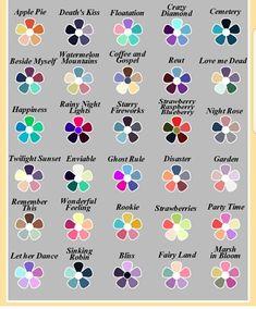 Color psychology meaning of Palette Art, Colour Pallette, Colour Schemes, Color Combos, Color Trends, Color Mixing Chart, Color Palette Challenge, Color Psychology, Psychology Facts