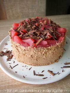 Die LISA Küchenflüsterin über die süßen Seiten des Lebens: Birnen-Cappuccino-Torte