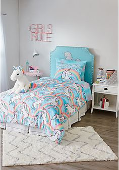 Tween Girls' Bedding, Bed Sets & Cute Pillows | Justice