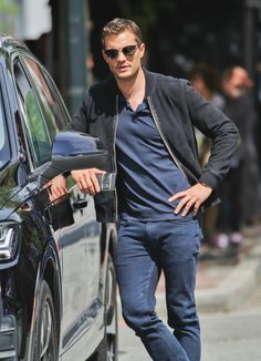 On The Set Of Fifty Shades Darker