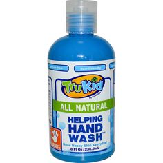 TruKid, Helping Hand Wash, 8 fl oz (236.5 ml)