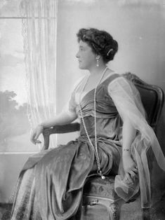 1913 Archduchess Maria Anna of Austria (photo by unknown)