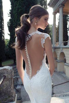 Winter 2014 #weddingdress by Berta Bridal