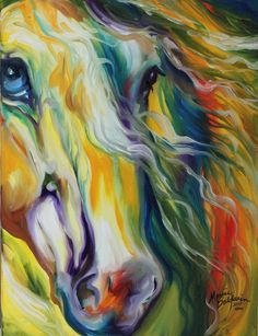 CHASING A STORM EQUINE Art Prints by Marcia Baldwin - Shop Canvas and Framed Wall Art Prints at Imagekind.com