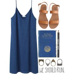 236 by original-kids on Polyvore featuring moda, 6397, Ancient Greek Sandals, Pull&Bear and Lord & Berry