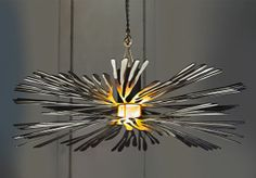 ANEMONE  stainless steel air scuptural installation www.gianluca-pacchioni.com