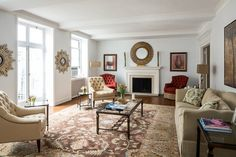 Debra Messing bought a $5.5 million co-op on the Upper East Side at 3 East 84th Street.