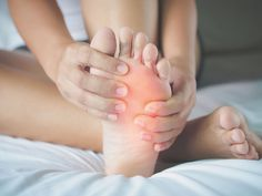 Swollen feet and ankles could be a symptom of THESE health conditions | B12 deficiency symptoms. Swollen feet. Vitamin b12 deficiency