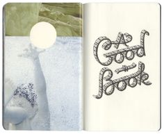 beautiful work by Mette Hornung Rankin, part of The Sketchbook Project.