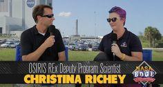 NASA EDGE: OSIRIS-REx Pre-Launch Live Coverage