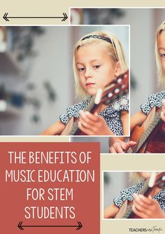 The benefits of Music Education for STEM Students- a post by Donna Maurer highlighting the amazing ways music can be an encouraging supplement for our young engineers.