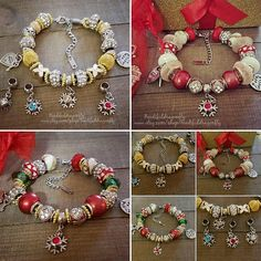 Check out this item in my Etsy shop https://www.etsy.com/listing/571650645/holiday-season-bracelets-choose-from