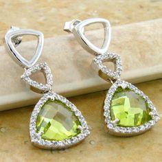 Lemonquarz Earrings <3