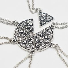 Fine or Fashion: Fashion Item Type: Necklaces Style: Friendship Trend Gender: Unisex Material: Zinc Alloy Chain Type: Link Chain Length: 45+5 cm Color: Antique Silver