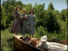 Ramblings and Green Tea: Let's Talk Literature: ft. Anne Shirley ...