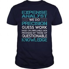 Awesome Tee For Expense Analyst T Shirts, Hoodie. Shopping Online Now ==►…