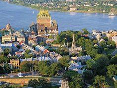 Panorama de Québec | Crédit :  Jean-François Bergeron